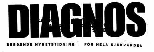 Diagnos - en svårkategoriserad publikation
